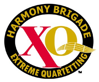Association of eXtreme Quartetting™ Harmony Brigades Logo